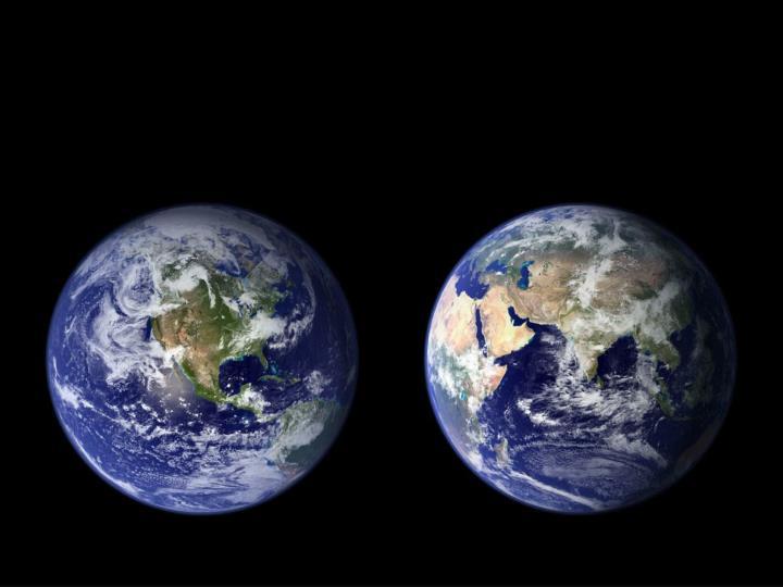 La belleza de nuestro planeta