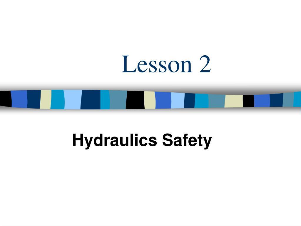 lesson 2 l.