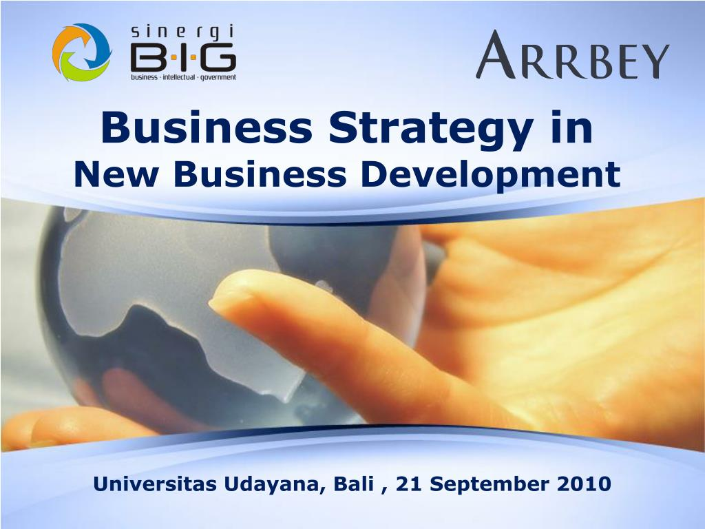 business strategy in new business development l.