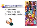 self development11