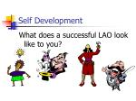 self development5