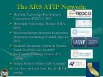 the ars atip network
