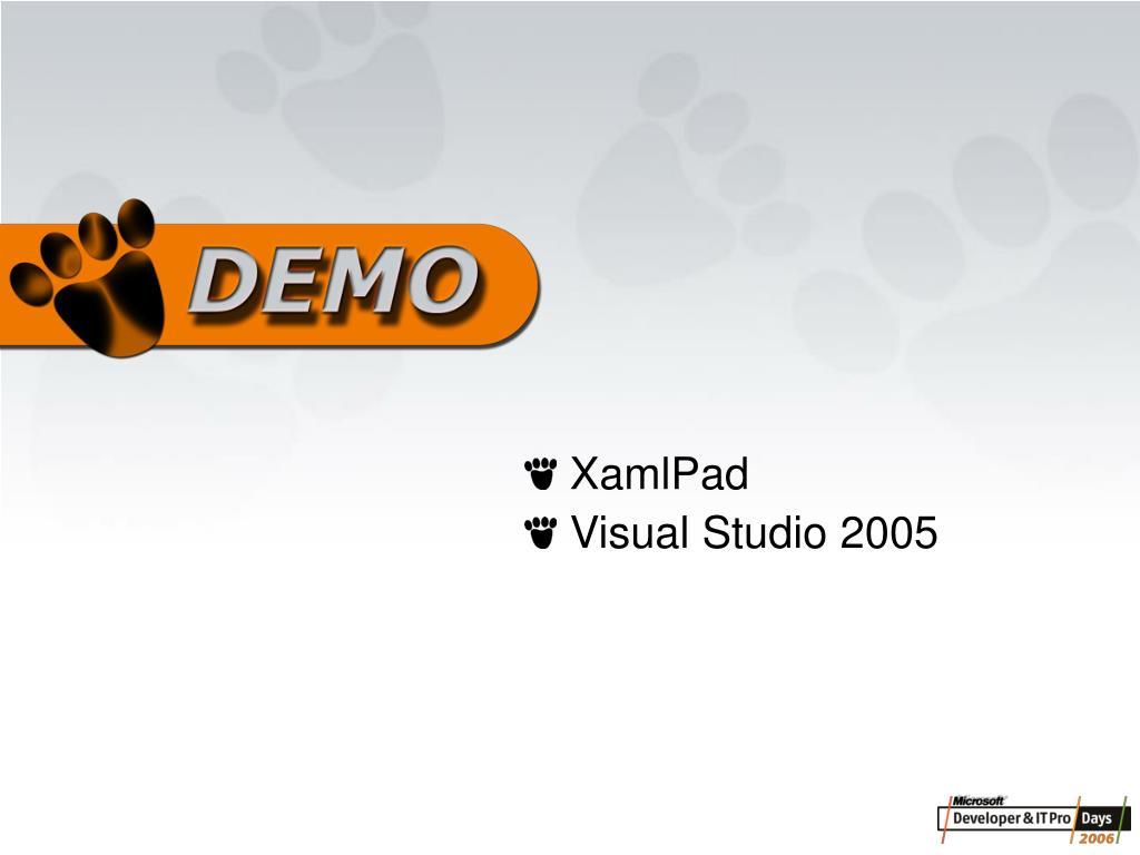 XamlPad