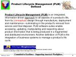 product lifecycle management plm defined