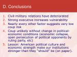 d conclusions48