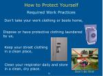 how to protect yourself15