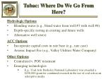 tubac where do we go from here
