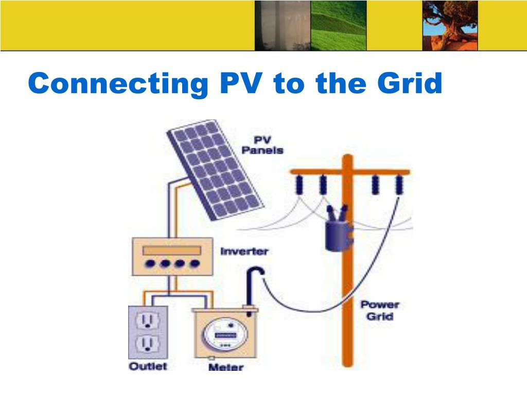 Connecting PV to the Grid