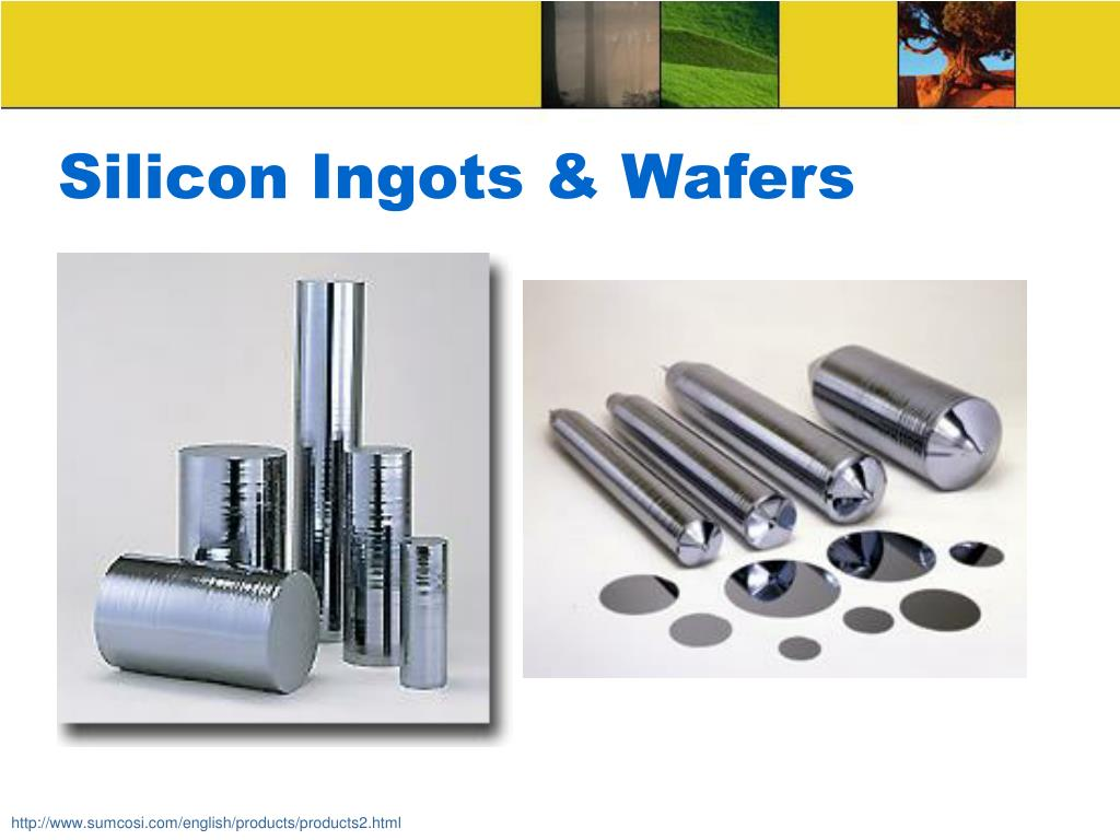 Silicon Ingots & Wafers