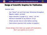 design of scientific graphics for publication3