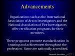 advancements35