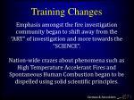 training changes31