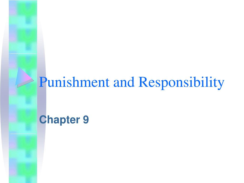 punishment and responsibility l.