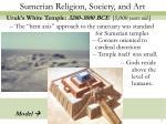 sumerian religion society and art7