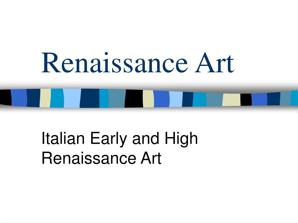 renaissance art l.