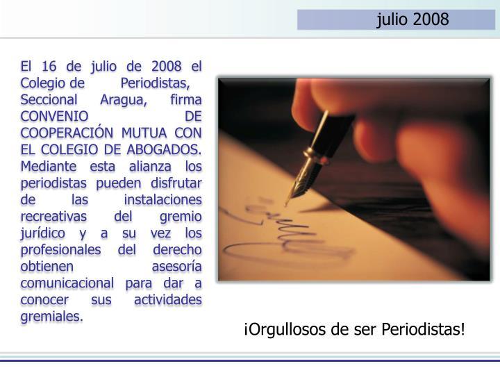 Julio 2008