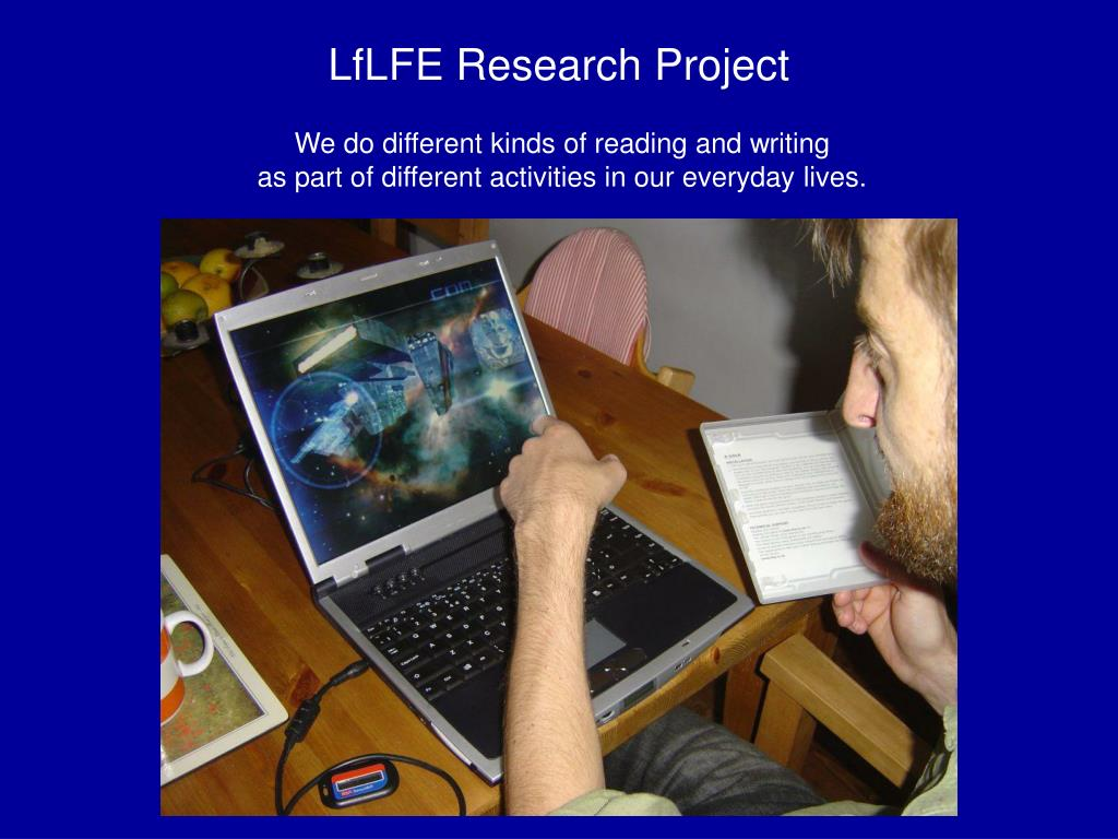 LfLFE Research Project
