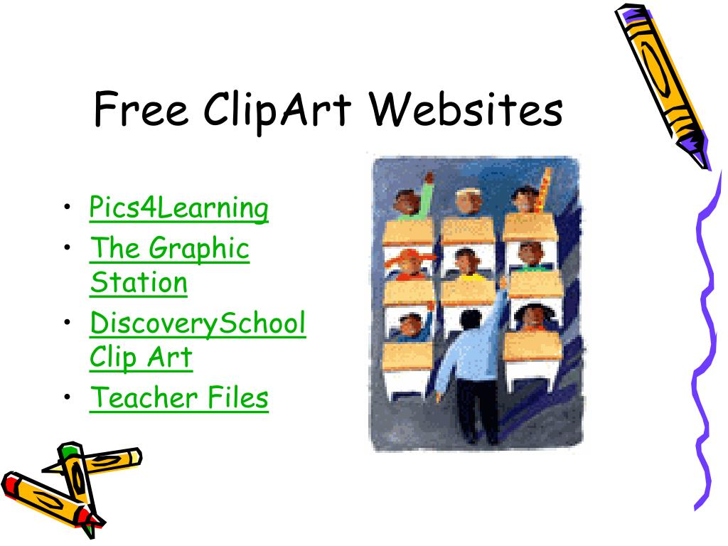 Free ClipArt Websites