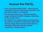 assess the paco 2