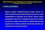 2007 guidelines for management of arterial hypertension j hypertens 2007 25 1105 8727