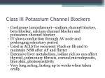 class iii potassium channel blockers45