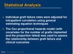statistical analysis12