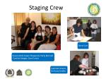 staging crew