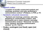 speech codes theory philipsen coutu covarrubias 200517