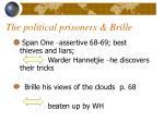 the political prisoners brille