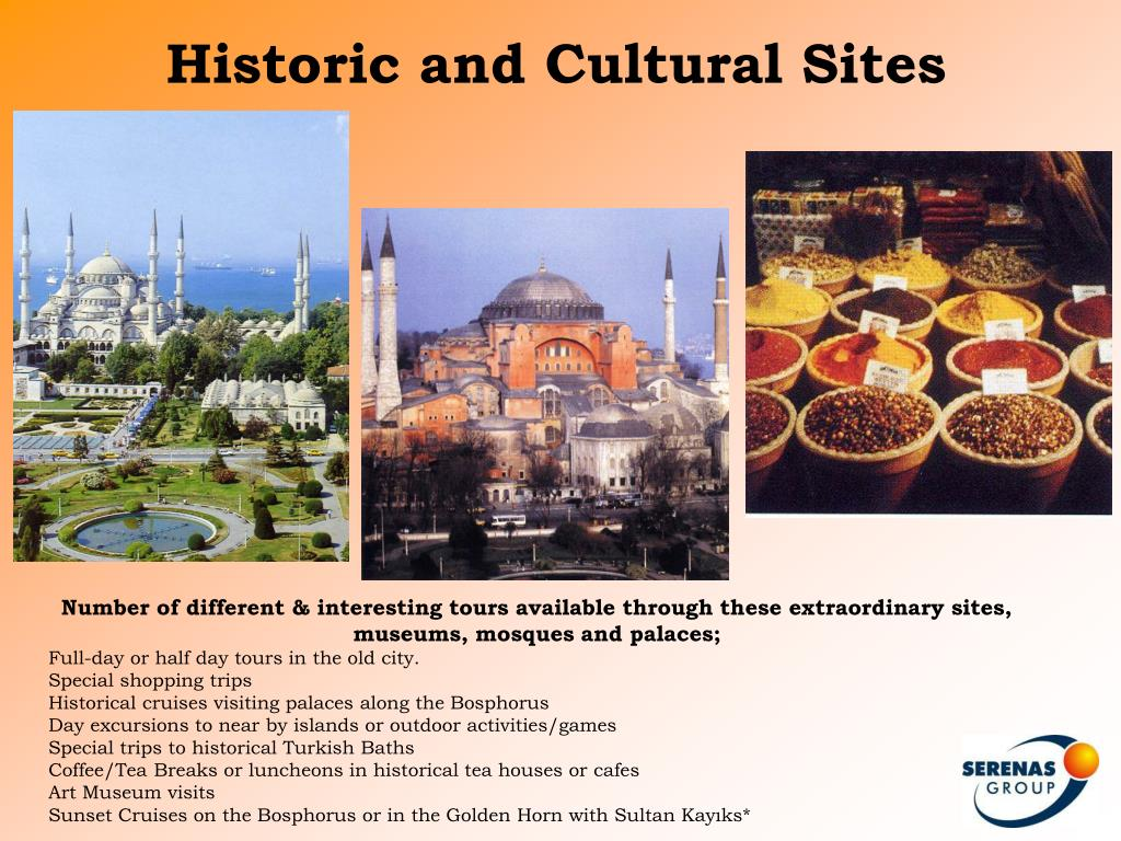 Historic and Cultural Sites