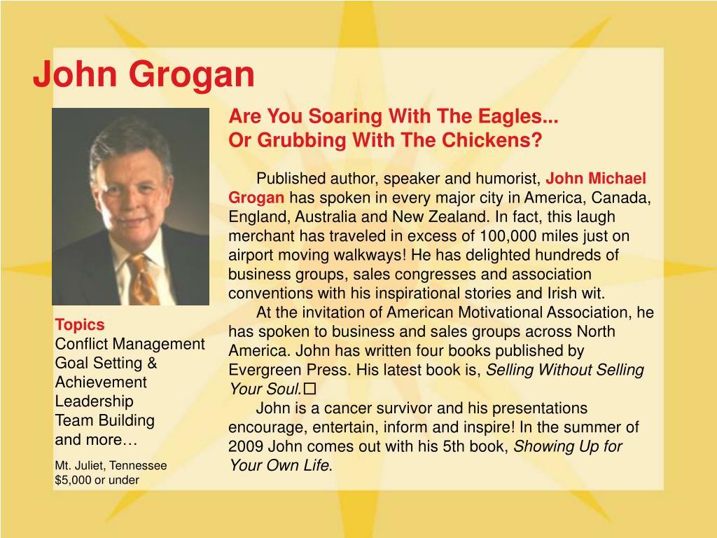 John Grogan
