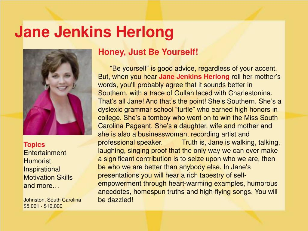 Jane Jenkins Herlong