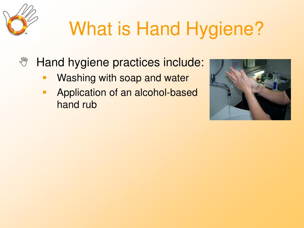 What is Hand Hygiene?