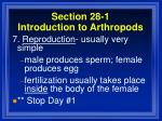 section 28 1 introduction to arthropods36