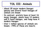 tol iii animals25