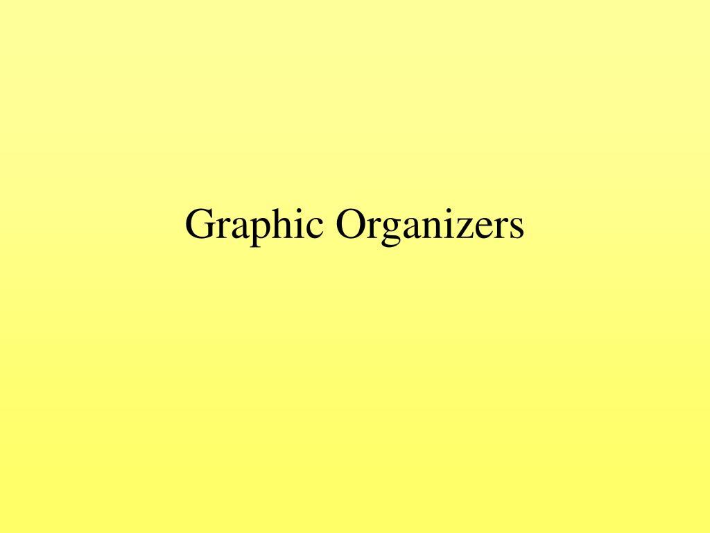 graphic organizers l.