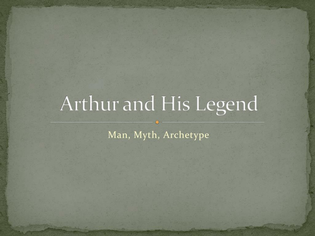 arthur and his legend l.