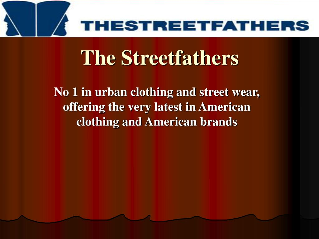 the streetfathers l.