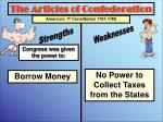 the articles of confederation5