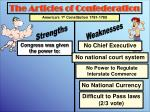 the articles of confederation7