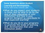 some questions about student learning and development bresciani moore gardner hickmott 2009