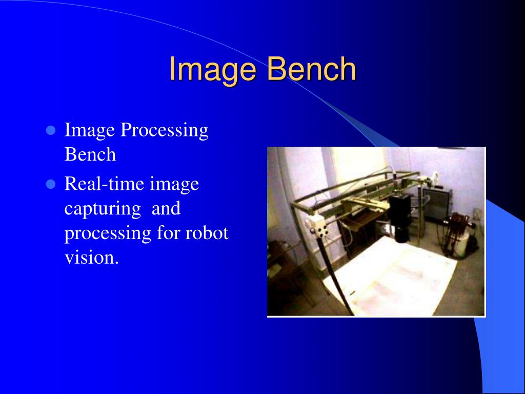 Image Bench