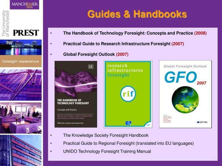 Guides handbooks