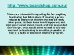 http www boardshop com au4