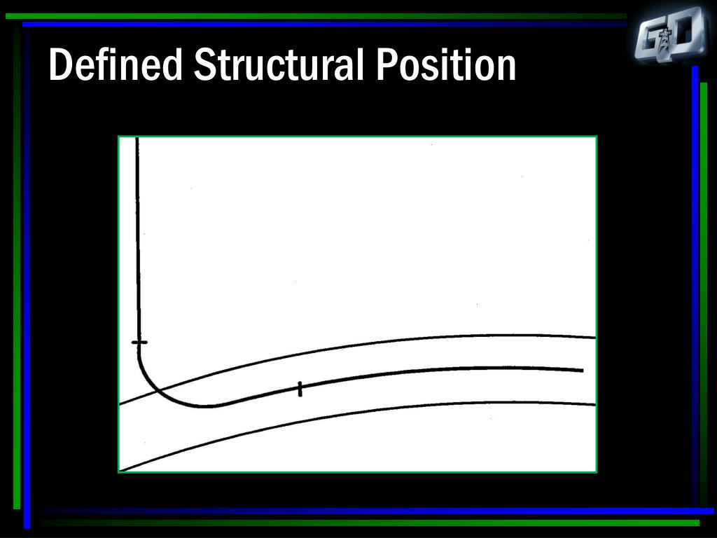 Defined Structural Position