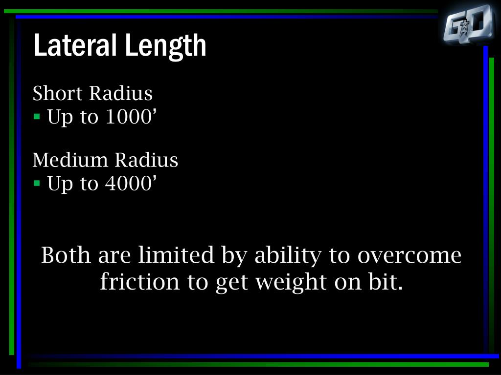 Lateral Length