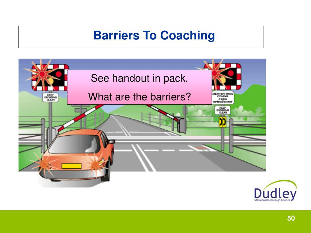 Barriers To Coaching