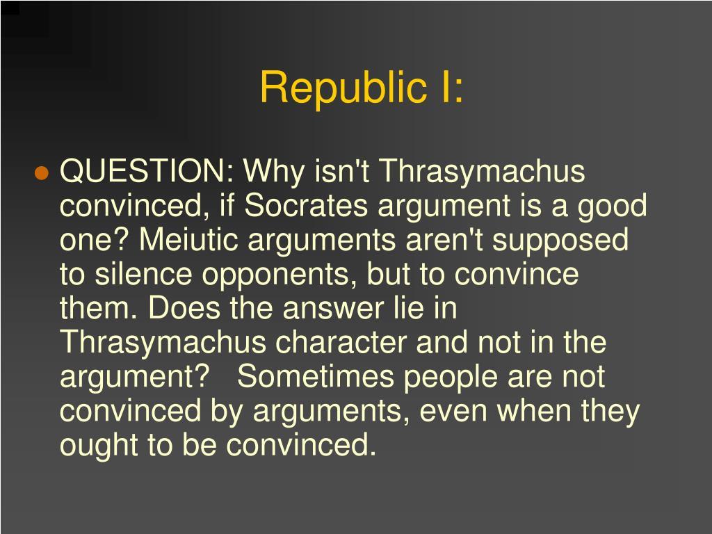 Republic I: