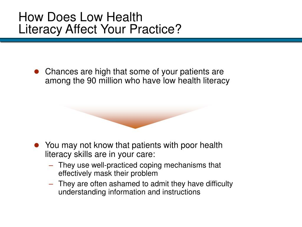 Chances are high that some of your patients are
