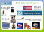 data collection program